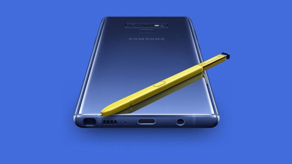 1galaxy Note9 name