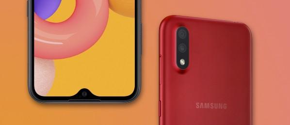 Le Samsung Galaxy A02s certifié par le FCC