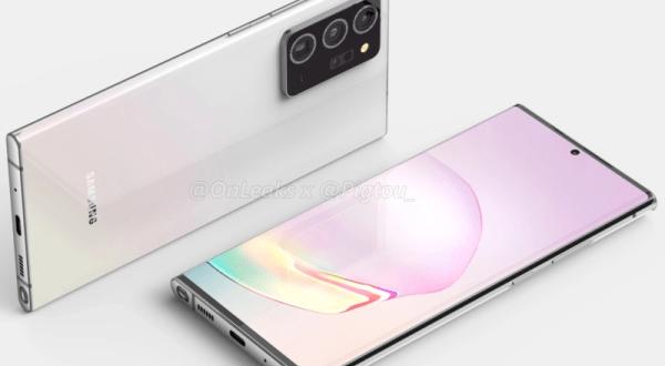 Le Samsung Galaxy Note 20+ certifié en Chine