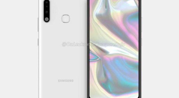 Samsung Galaxy A70e : des rendus apparaissent sur la toile