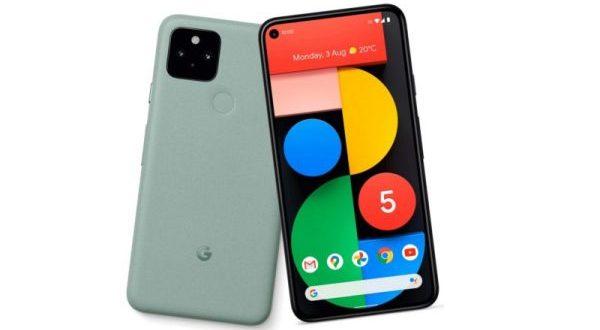 Google Pixel 5 : de nouvelles images