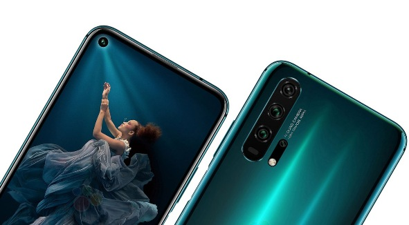 Le Honor 20 Pro sortira-t-il en France?