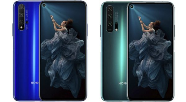 Le Honor 20 Pro bientôt disponible en France