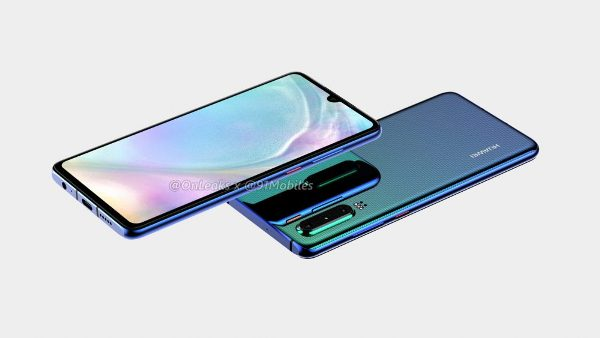 1huawei P30-event