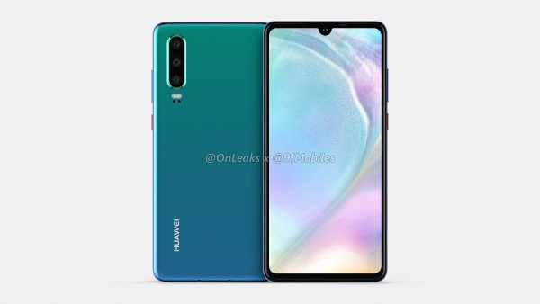 1huawei P30-press