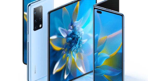 Le Huawei Mate X2 est officiel