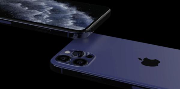 iPhone 12 Pro : une couleur inédite