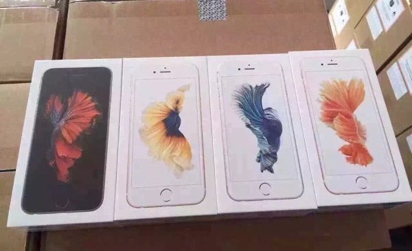 1iphone 6s box-1