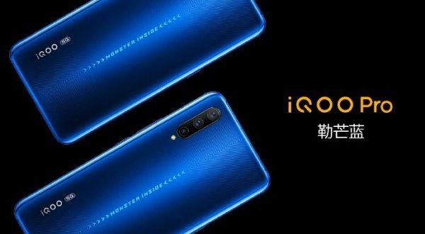 Le Vivo IQOO Pro déjà en vente