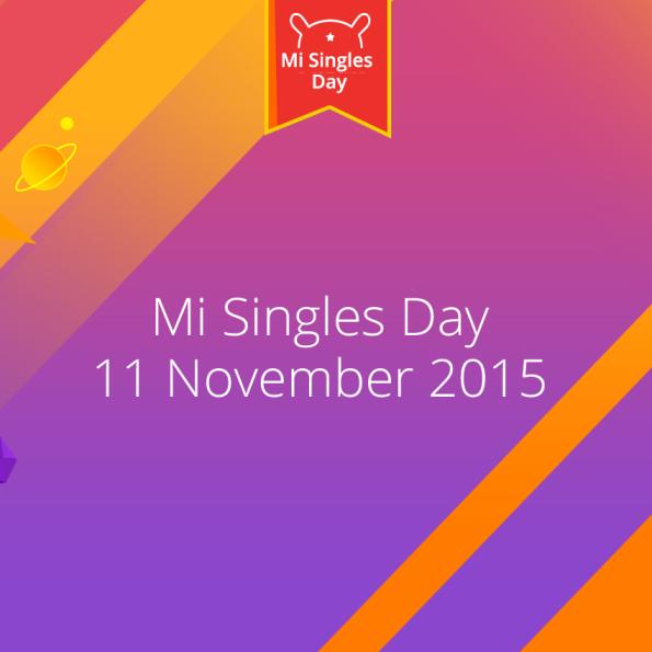 1mi singles day