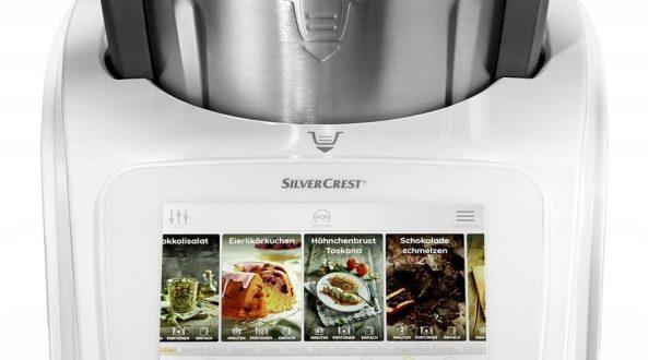 Monsieur Cuisine Connect : un robot culinaire sous Android qui vous espionne