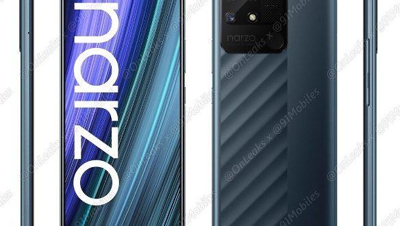 realme Narzo 50A : une présentation officielle le 24 septembre