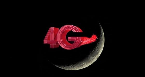 Nokia : un réseau 4G sur la lune