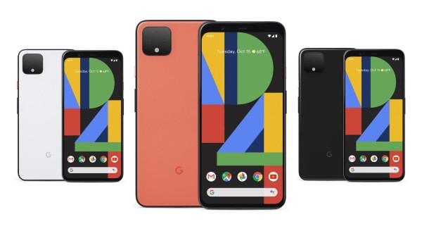 Google Pixel 4 : tarifs et disponibilité