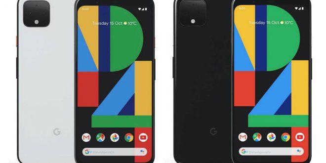Google Pixel 4 : la fiche technique complète