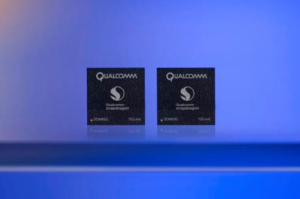 1qualcomm snapdragon-630 et 660