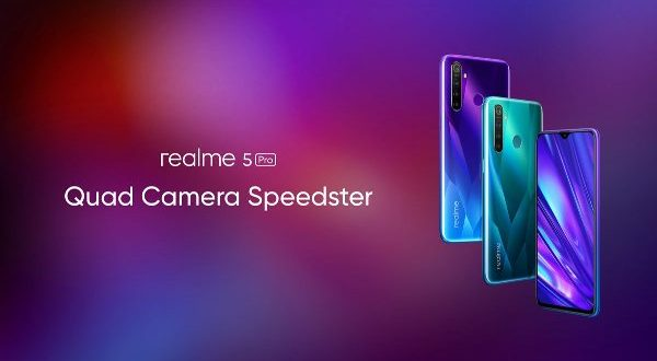 Realme 5 Pro : un smartphone Quad Camera 48 MP