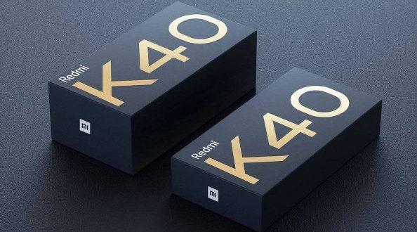 Redmi K40 : pas de chargeur dans la boîte