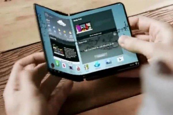 1samsung écran pliable