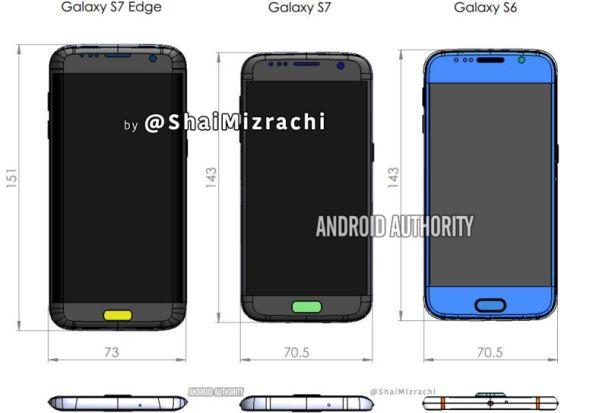 1samsung Galaxy-S7-S7-Edge-size