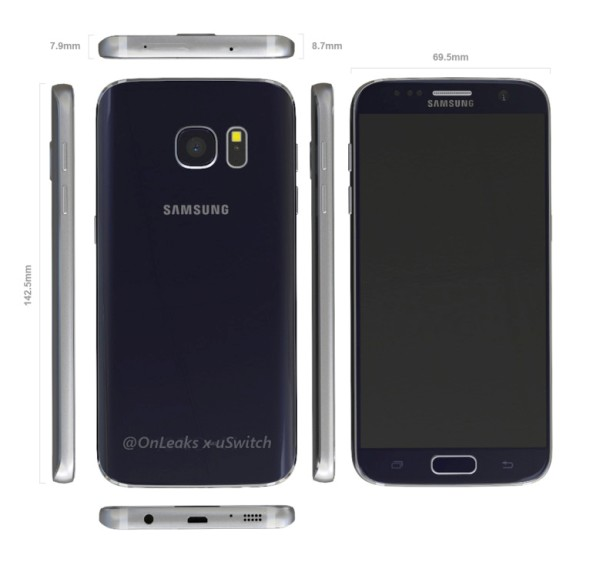 1samsung Galaxy-S7-leak