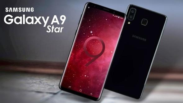 1samsung galaxy a9 star