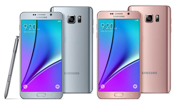 1samsung galaxy note-5-new colors