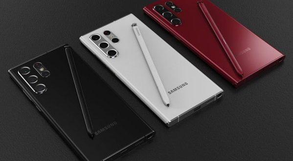 Samsung Galaxy S22 : pas de slot micro SD
