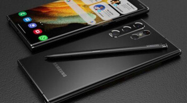 Samsung Galaxy S22 Ultra : de nouveau rendus montrent la présence du S Pen