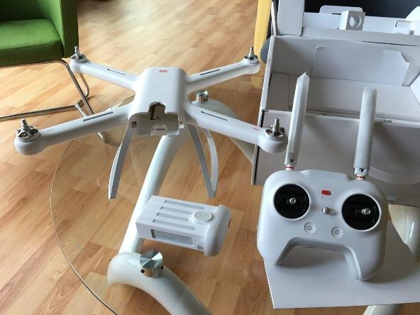 1xiaomi drone 2