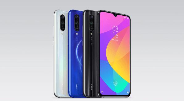 Xiaomi dévoile le Mi 9 Lite