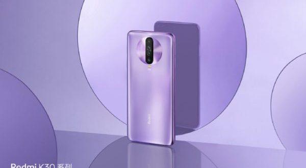 Xiaomi officialise le Redmi K30
