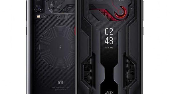 Le Xiaomi Mi 9 Explorer Edition est disponible à la vente
