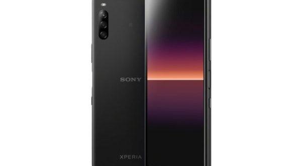 Le Sony Xperia l4 est officiel