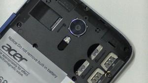 Acer Liquid Zest Plus - vue 15