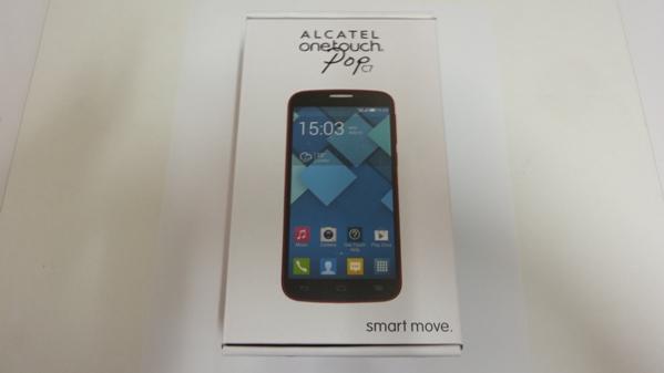 Alcatel OT C7 - vue 03
