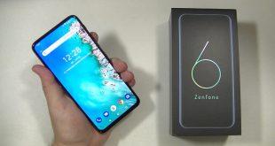 Test de l'Asus Zenfone 6 (ZS630KL) : le meilleur haut de gamme à bon prix