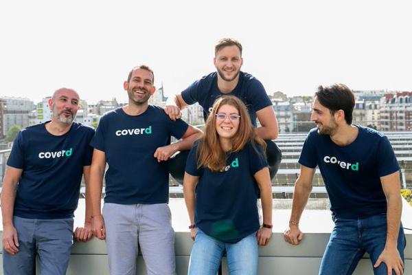 Coverd - équipe
