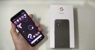 Test du Google Pixel 4 : la plus pure des expériences Android