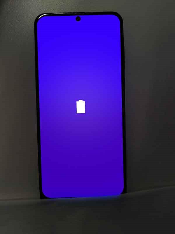 Lenovo-Z5S-écran