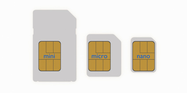 Carte Sim.Tout Comprendre Sur Les Formats De Cartes Sim Top For Phone
