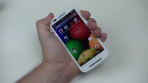 Motorola Moto E - vue 01