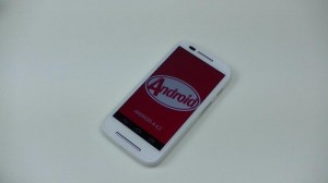 Motorola Moto E - vue 10