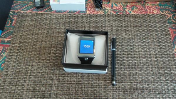 NO.1 Smartwatch G2 - vue 02
