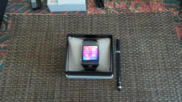 NO.1 Smartwatch G2 - vue 03