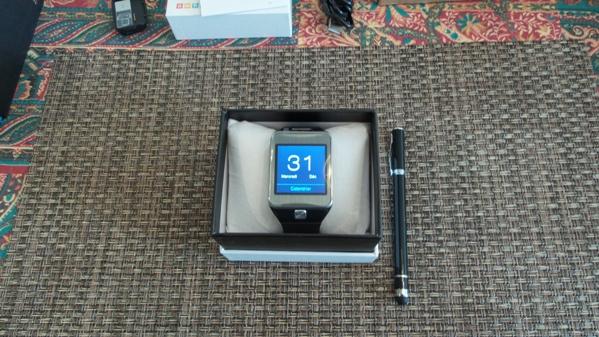 NO.1 Smartwatch G2 - vue 05