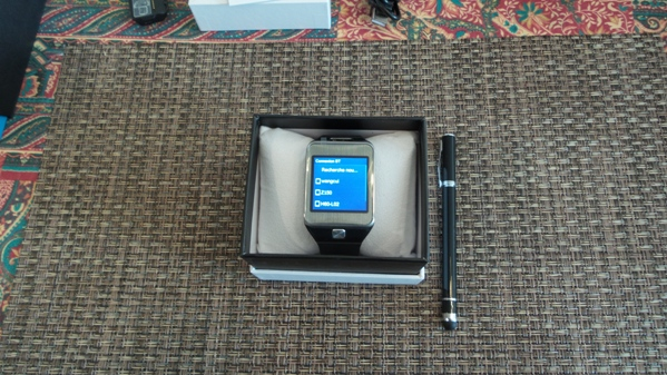 NO.1 Smartwatch G2 - vue 06