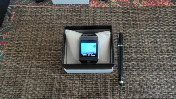 NO.1 Smartwatch G2 - vue 07