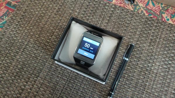 NO.1 Smartwatch G2 - vue 08