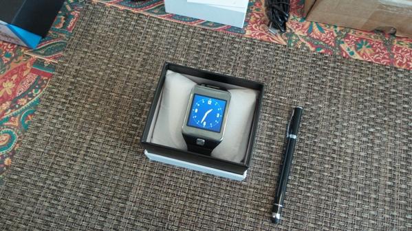NO.1 Smartwatch G2 - vue 11